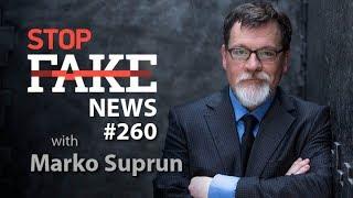 Ukraine's Fake Missile Attack on Russia: StopFakeNews with Marko Suprun (No. 260)