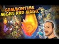 SUMMONTIME - Might & Magic: Elemental Guardians