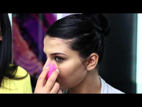 Sephoradayout Tala S Makeover Contouring With Huda Kattan