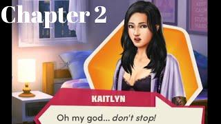 The Freshman, Book 2: Chapter 2 - Kaitlyn Route (diamonds used) screenshot 2