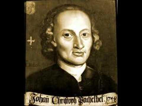 Johann Pachelbel - Canon in D major