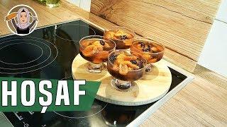 Kayısı ve kuru üzümden Hoşaf (komposto) Tarifi+Ramazanda soframizin baş tacidir+Hatice Mazi