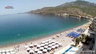 loutraki - time lapse(Δείτε ένα video από την κάμερα που έχει τοποθετήσει η εταιρία total security στην παραλία του Λουτρακίου. 16 ώρες σε..., 2016-06-19T20:10:40.000Z)