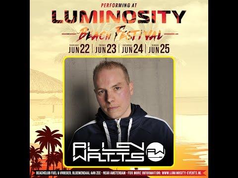Allen Watts [FULL SET] @ Luminosity Beach Festival 23-06-2017