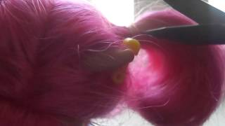 Как распустила волосы Хоулин