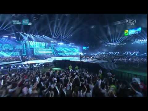 EXO on stage I AM KOREA 150815