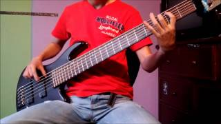 The Eye of The Beholder Metallica Bass Cover