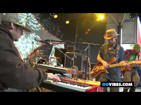 "Twiddle Performs ""Frends Theme"" at Gathering of the Vibes Music Festival 2012"