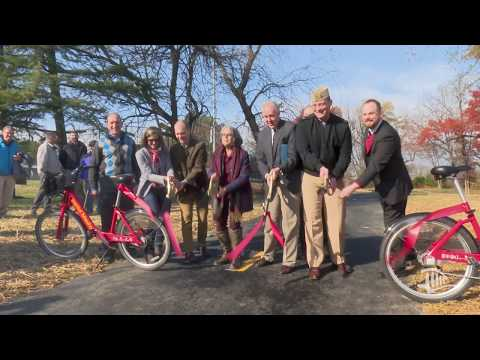 Washington Boulevard Trail Opens