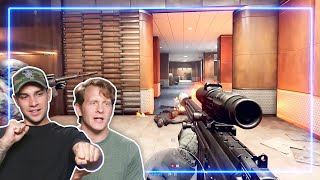 Spec Ops REACT to Insurgency: Sandstorm   Experts React