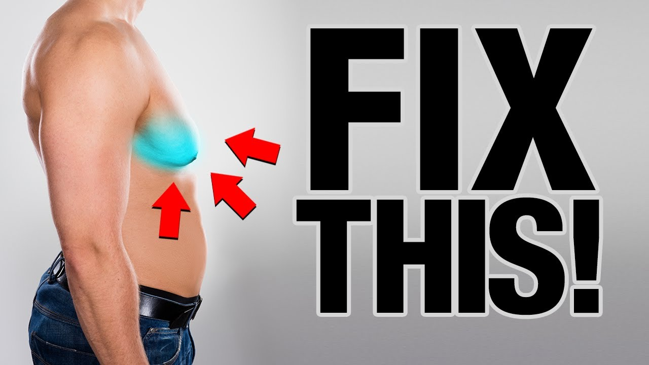 Can't Lose Chest Fat? Just Do THIS!!
