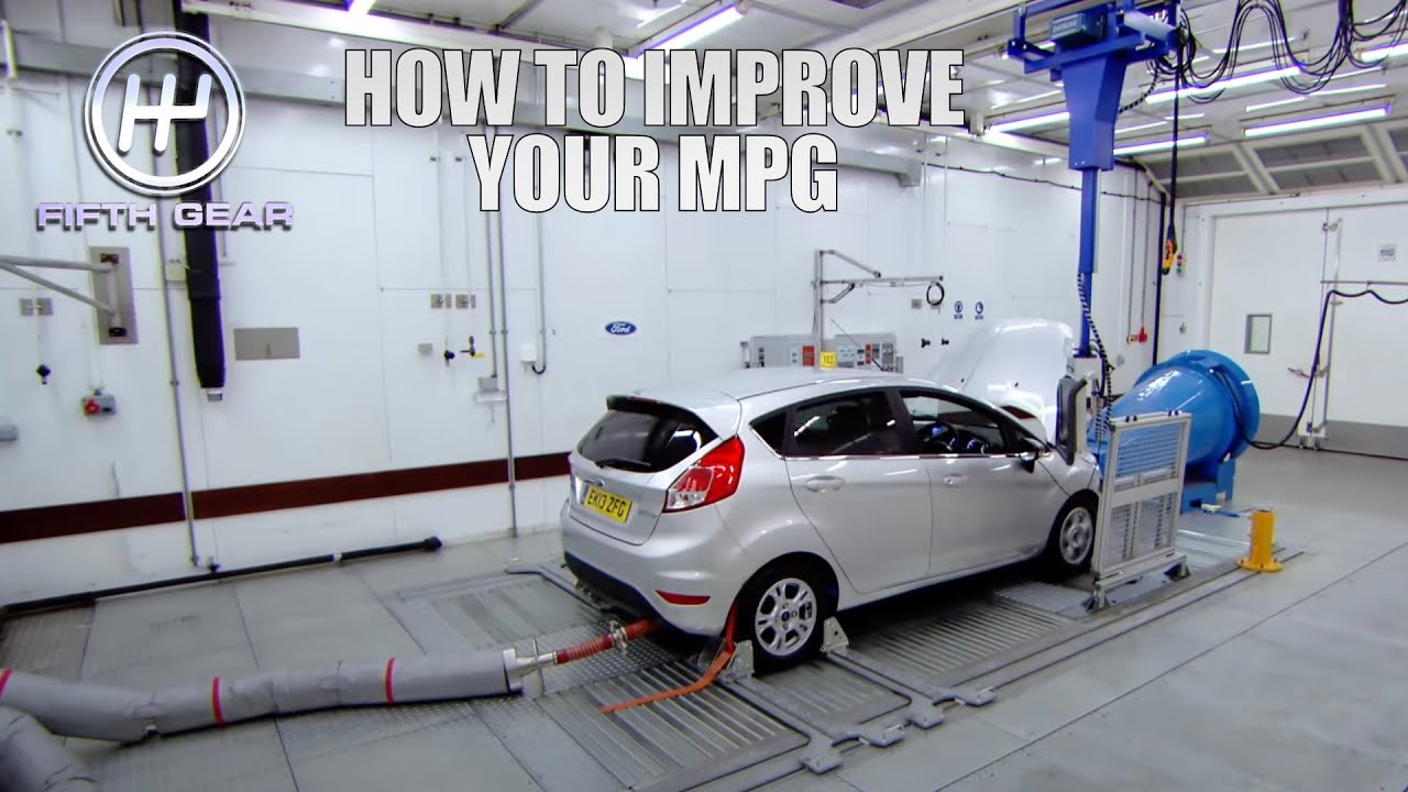 Download How to Improve your MPG   Fifth Gear Classic