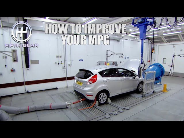 How to Improve your MPG | Fifth Gear Classic