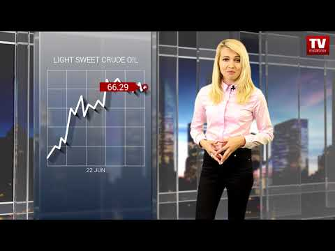 Oil prices consolidate ahead of OPEC meeting  (22.06.2018)
