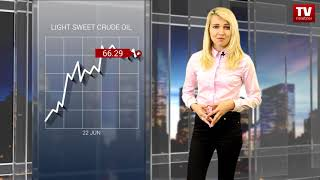 InstaForex tv news: Oil prices consolidate ahead of OPEC meeting  (22.06.2018)