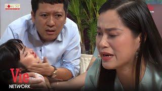 Trường Giang Lâm Vỹ Dạ ly hôn gia đình tan nát khiến Khánh Vân đổ bệnh suýt mất mạng