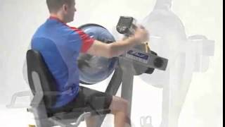 First Degree Fitness E720 Fluid Cycle XT Cross trainer UBE