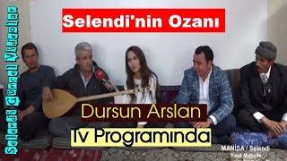 Selendi'nin Ozanı Dursun Arslan Tv Programında