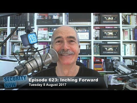 Security Now 623: Inching Forward