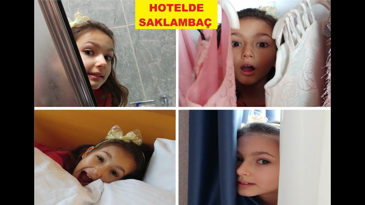 Hotelde saklambaç. Porto Bello Hotel Saklambaç oynadık. çok eğlendik.