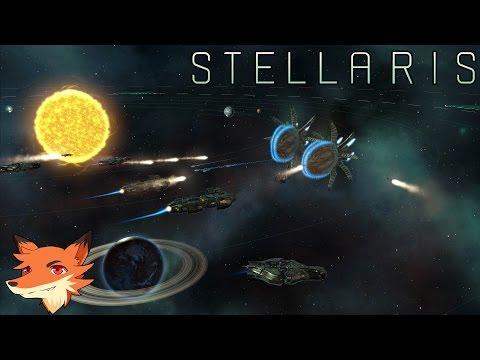 Stellaris - Un nouveau jeu de stratégie dans l'espace    P&G [FR]