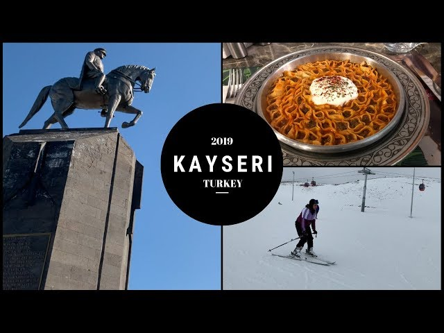 SKI | FOOD | KAYSERI | TURKEY
