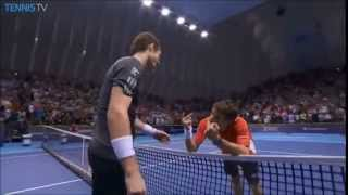 Backwards Tennis - Andy Murray vs Tommy Robredo (Valencia 2014)