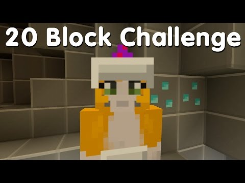 Minecraft PS4 - 20 Block Challenge - DIAMONDS! (4)