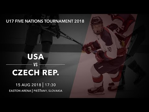 U17 5 Nations Tournament 2018   USA – Czech Republic