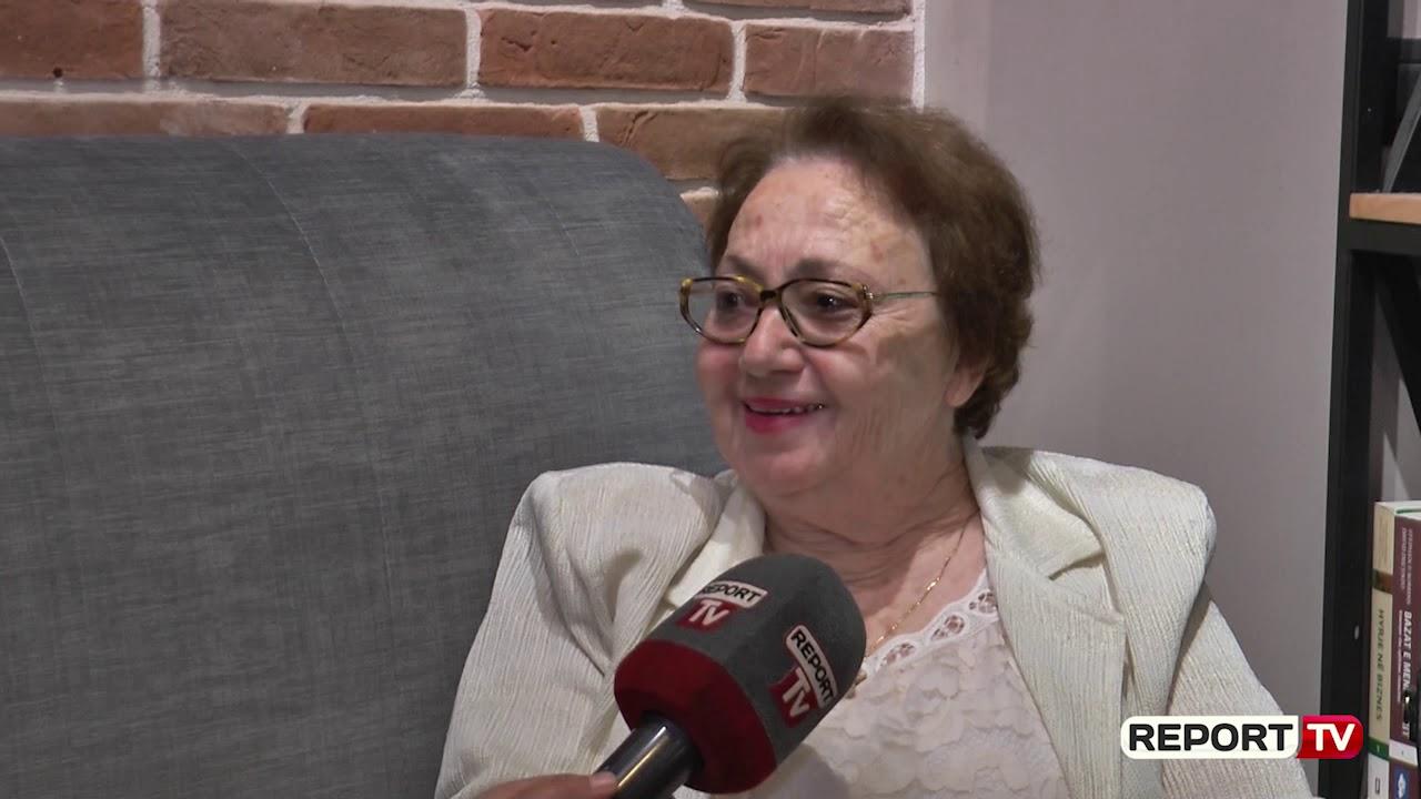 Report TV - Adelina Mamaqi thirrje Ministrisë së Arsimit: Të kontrollohen  librat për fëmijë - YouTube
