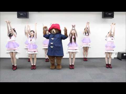 Ange☆Reve×パディントンコラボ動画
