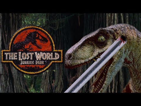 How Velociraptors Destroyed The High Hide  Michael Crichton's Jurassic Park