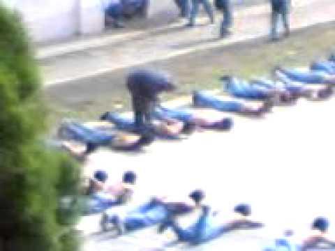 hukuman siswa at doksut kejam !!!