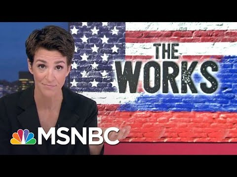 New Revelations Deepen Mike Flynn Legal Jeopardy | Rachel Maddow | MSNBC