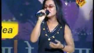 Sai Tembhekar singing maze jagne hote gane