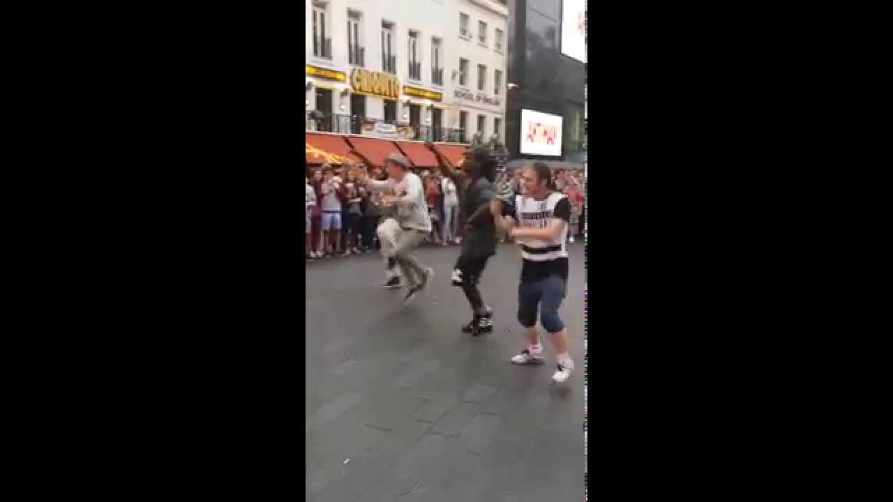 Spaces Rue De Londres excellents danseurs de rue à londres. - youtube