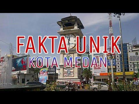 MEDAN, Fakta Unik Kota Medan,  Tidak semua orang tahu akan hal ini
