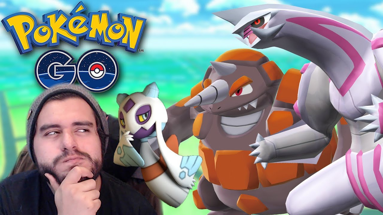 UN VISTAZO A LA 4ta GENERACIÓN!! #PokemonDAY   Pokemon GO - YouTube