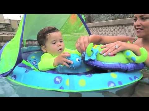 Baby Spring Float Activity Center | SwimWays
