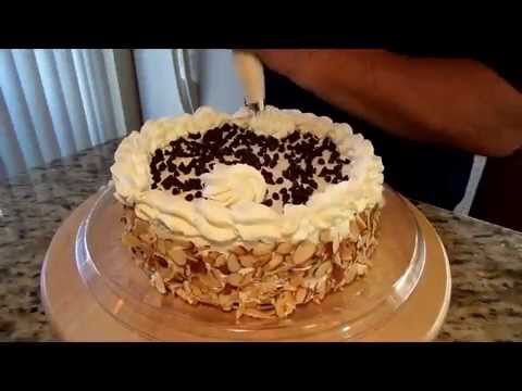 Cannoli Cake Recipe Italian Holiday