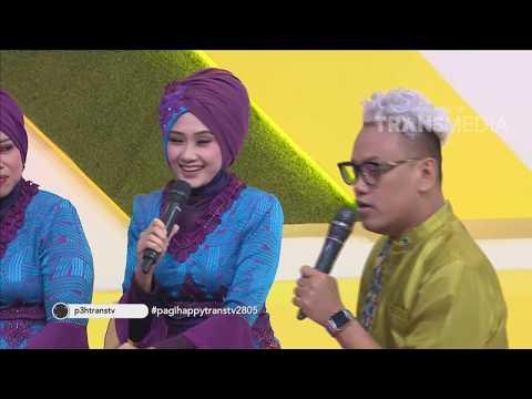 PAGI PAGI PASTI HAPPY -  Cerita Qasidah Nasida Ria Dari Generasi Ke 1 Sampai Ke 3 (28/5/18) Part 4