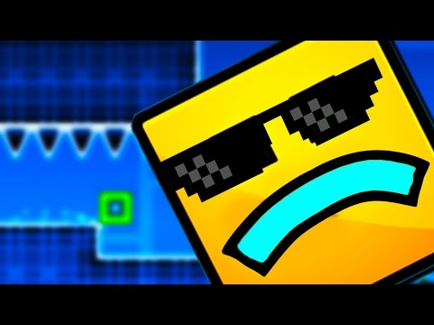 TURN DOWN FOR WHAT| GEOMETRY DASH(REMIX)|(nivel auto)