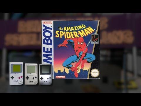 Gameplay : The Amazing Spider-Man [Gameboy]