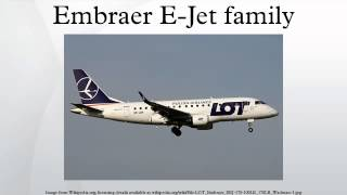 Embraer E-Jet family