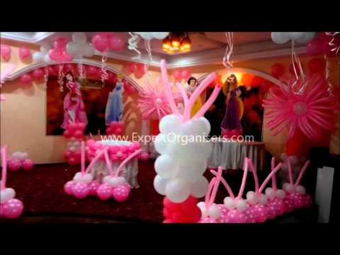 Expert Organisers Chandigarh Disney Princess Theme