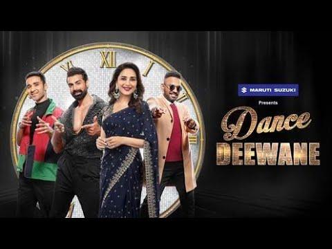 Download DANCE DEEWANE SEASON 3 | EPISODE 31 | MADHURI DIXIT, RAGHAV JUYAL, DHARMESH, TUSHAR ,12TH JUNE 2021