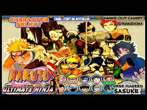 Naruto Shippuden: Ultimate Ninja Storm Revolution - Move List and ...