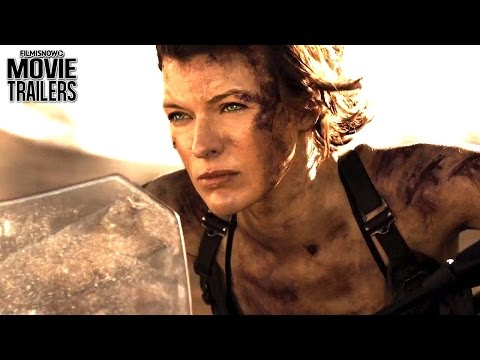 RESIDENT EVIL: THE FINAL CHAPTER | Discover the truth behind the evil