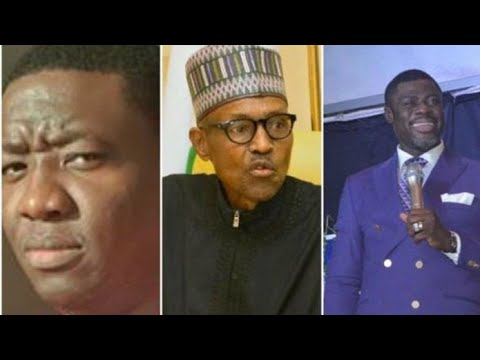 Pastor Adeboye's son replies Buhari on arrest of Isa Elbuba