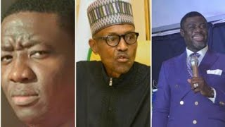 Pastor Adeboye's son replies Buhari on arrest of Isa Elbuba